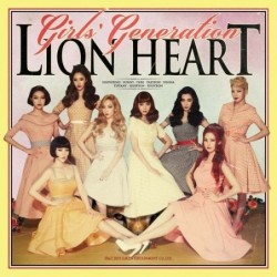 Girls' Generation [LION HEART]
