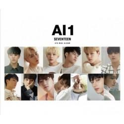 SEVENTEEN Al1台灣獨占限定盤 CD+DVD