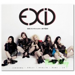 EXID - 2ND MINI ALBUM 韓版