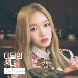 本月少女GO WON - GO WON (SINGLE...