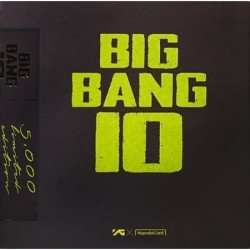 BIGBANG10 THE VINYL LP:...