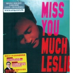 張國榮 Miss You Much, Leslie...