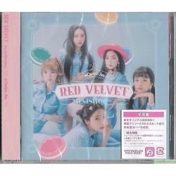 Red Velvet JAPAN 1st mini...