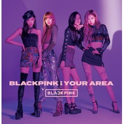 BLACKPINK IN YOUR AREA 通常盤