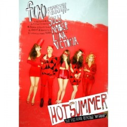 f(x) - Vol.1 : Hot Summer...