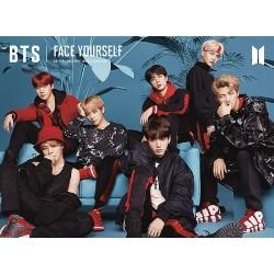 BTS 防彈少年團 FACE YOURSELF