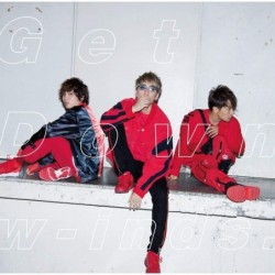 w-inds.Get Down 初回限定盤...