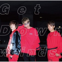 w-inds.Get Down 通常盤 台版