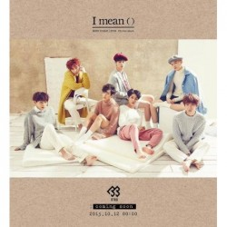 BTOB - Mini Album [I Mean]