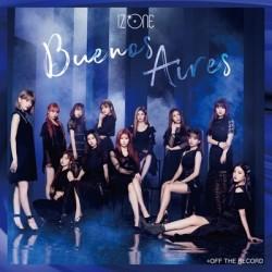 IZ*ONE Buenos Aires 日版通常盤B