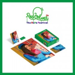 RED VELVET - PUZZLE PACKAGE...