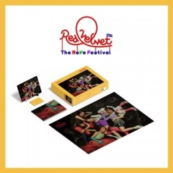 RED VELVET - PUZZLE PACKAGE
