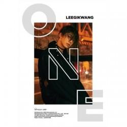 LEE GI KWANG 李起光 - ONE (1ST...