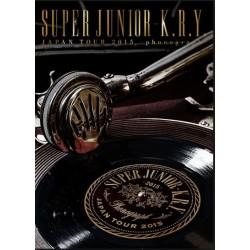 [日初DVD]SUPER JUNIOR-K.R.Y....