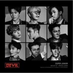 Super Junior十週年紀念專輯[DEVIL]