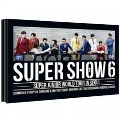 [DVD]SUPER SHOW 6 : SUPER...