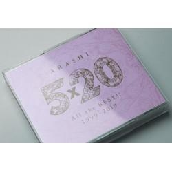 copy of 台版 通常  嵐 ARASHI 5 X...