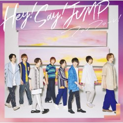 初回2 Hey! Say! JUMP Fanfare!