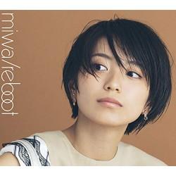 miwa リブート  [[初回限定盤A, CD+DVD]