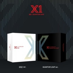 X1 1ST MINI ALBUM [QUANTUM...