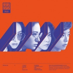 "絕版 f(x) - ALBUM 4 Walls""韓版"""