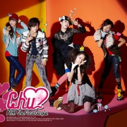 F(X) - CHU~♡ (SINGLE ALBUM)