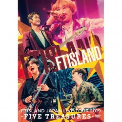 [DVD]FTISLAND JAPAN LIVE...