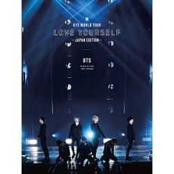 初回Blu-ray BTS World Tour '...