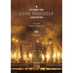通常Blu-ray BTS World Tour '...