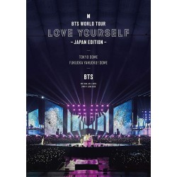通常DVD BTS World Tour ' Love...