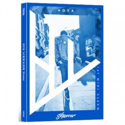 HOYA - SHOWER (1ST MINI ALBUM)