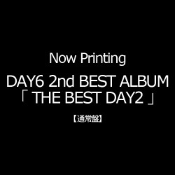 DAY6-THE BEST DAY2	通常盤 (CD...