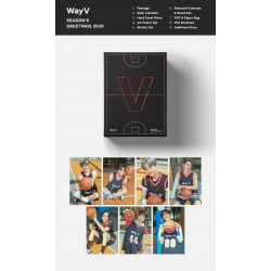 WayV - 2020 SEASON'S GREETINGS
