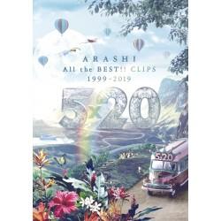 台版通常DVD 嵐~ARASHI ~5×20 ALL...