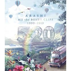 台版通常BLU-RAY 嵐~ARASHI ~5×20...
