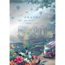 台版初回DVD 嵐~ARASHI ~5×20 ALL...