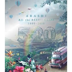 台版初回Blu-ray 嵐~ARASHI ~5×20...