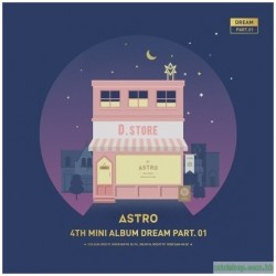 ASTRO - DREAM (4TH MINI...