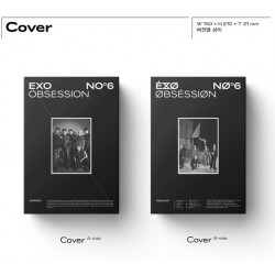 EXO - VOL.6 [OBSESSION]...