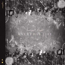 COLDPLAY - Everyday Life日版