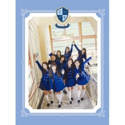 FROMIS_9 - TO. HEART (1ST...
