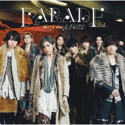 Hey! Say! JUMP PARADE 通常版