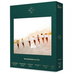 BTS MEMORIES OF 2016 (4 DVD)