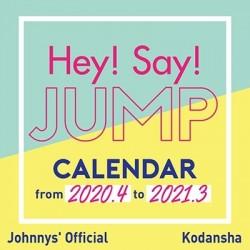Hey! Say! JUMP  傑尼斯學年曆...