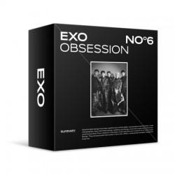 EXO - VOL.6 [OBSESSION] KIT...