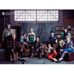 SUPER JUNIOR [未定] CD+BLU-RAY