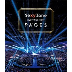 SEXY ZONE LIVE TOUR 2019...