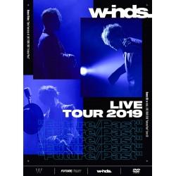 初回DVD W-INDS. LIVE TOUR...