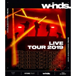 DVD W-INDS. LIVE TOUR 2019...