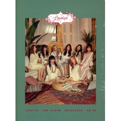 LOVELYZ - 2ND ALBUM REPACKAGE